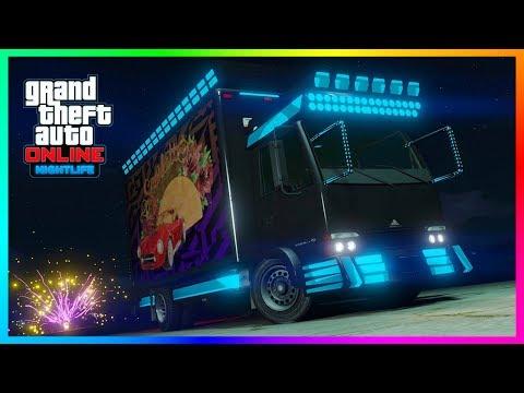 GTA Online Nightclub Update Details - NEW Vehicles Info, Release Date, Exclusive Rewards & MORE!