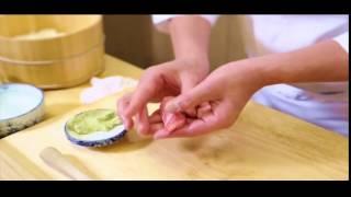 銀座 鮨 青木 江戸前にぎりずしの真髄——職人の技と粋   nippon com