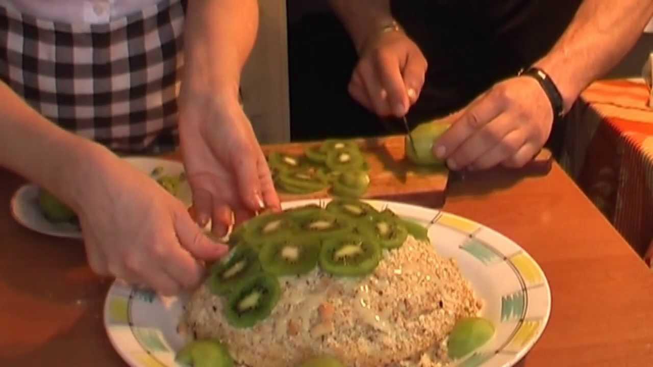 Торт Рыжик - рецепт с фото пошагово в домашних условиях