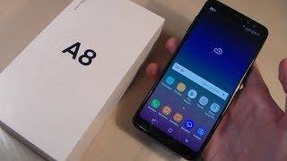 Огляд Samsung Galaxy A8 2018 (A530F)