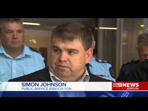 Prisons Lockdown | 9 News Adelaide