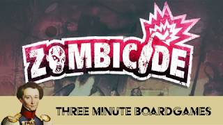 Zombicide expansions in about 5 minutes