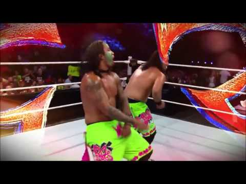 "WWE: The Usos Theme Song 2014 ""So Close Now"""