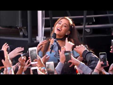 Ariana Grande 'Dangerous Woman' Live!