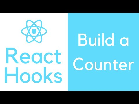 Build a Counter with React Hooks thumbnail