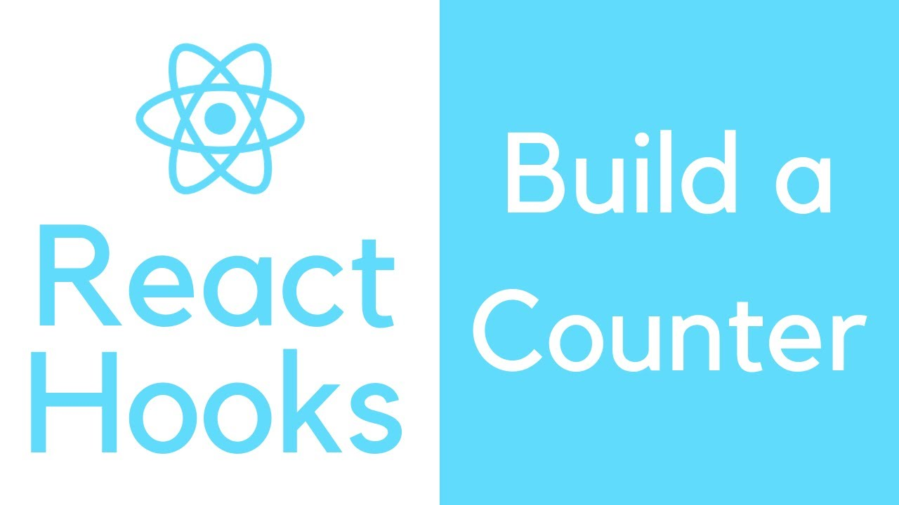 Build a Counter with React Hooks