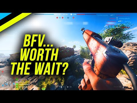 Battlefield V Impressions - Was It Worth The Wait? thumbnail