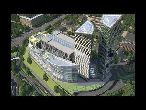 На Кутузовском проспекте построят Сбербанк Сити