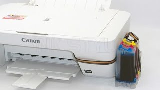 CANON MG 2570 SYSTEM TINTA INFUS