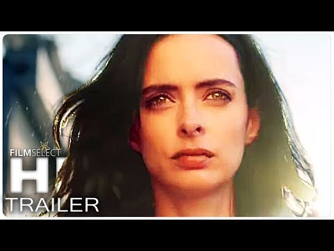 JESSICA JONES Season 2 Trailer (Marvel 2018)