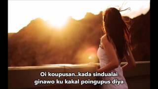 Ginawo Lumunggui - Benn Simon & Ateng [KARAOKE]