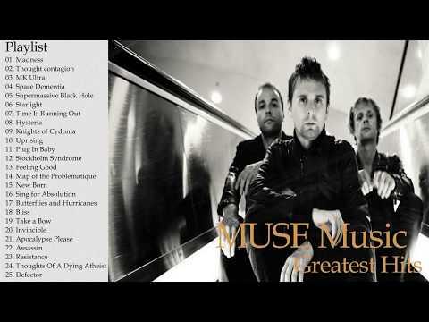 Muse Best Songs Full Album - Best Muse Songs Full Playist
