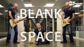 Taylor Swift - Blank Space - Electric Guitar Cover by Kfir Ochaion