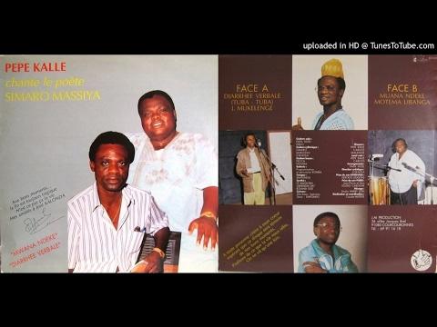 Pepe Kalle, Lutumba Simaro: Chante le Poète Simaro Massiya (1989 Rumba Soukouss Music)