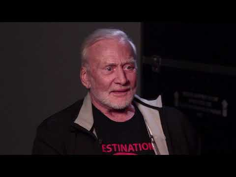 Tell Me A Story: Buzz Aldrin Leaves Commemorative Medallion On Moon