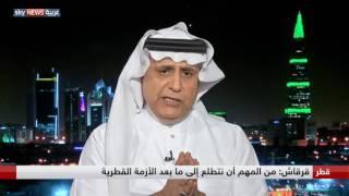 أحمد الفراج: رسالة قرقاش موجهة إلى العالم الغربي وهي واضحة ولن تقبل بأي تدخل