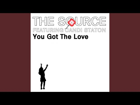 You Got The Love (New Voyager Radio Edit)