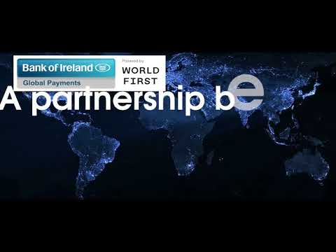 Bank of Ireland Global Payments powered by WorldFirst