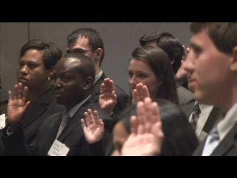 New CPA Swearing In and Reception