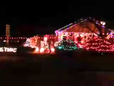 Yukon Ok Christmas Lights.Ballards Of Yukon Ok 8000 Christmas Lights