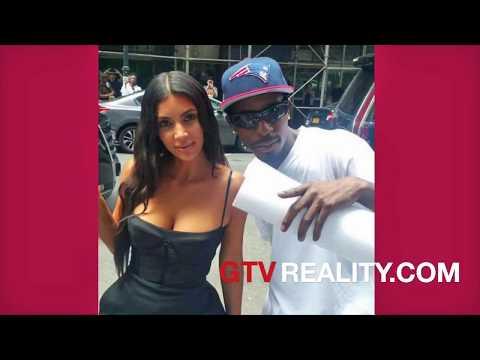 Kim Kardashian on GTV Reality