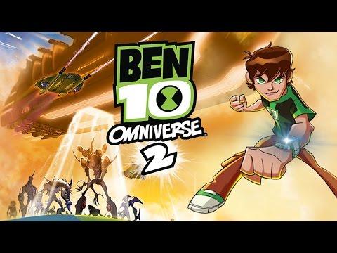 BEN 10 OMNIVERSE 2 #1 - GAMEPLAY DO INÍCIO