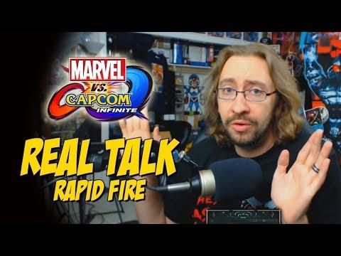 REAL TALK Rapid Fire - Capcom To CapGod, E$PORT$ and MVCI's Future