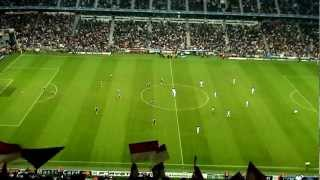 FC Bayern - Real Madrid 1:0 after 10 sec  by Roy Makaay