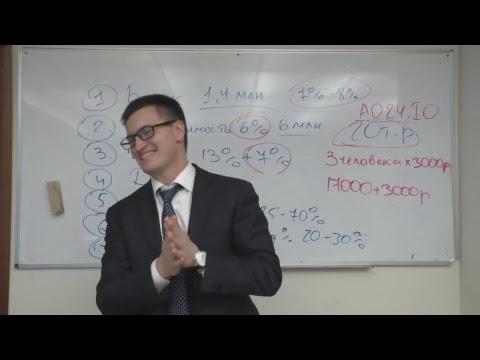 Как создать пассивный доход? 7 инвестиционных идей от Глеба Задоя