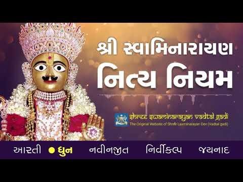 Swaminarayan Nitya Niyam,Chesta Non Stop Vadtal Dham