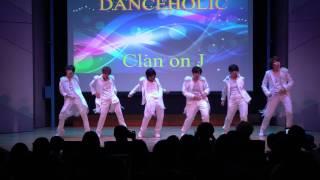 Clan on J 「Hey! Say! JUMP - Boys Don't Stop」 DANCEHOLIC vol.11(だんほり11) 2017.07.15