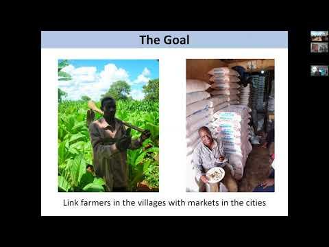 "Kevin Leyton-Brown, ""Kudu: An Electronic Market for Agricultural Trade in Uganda"""
