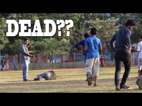 Falling on Public (DIVING) PRANK (Gone HILARIOUS ) PRANK IN INDIA 2016 ThrusT uS