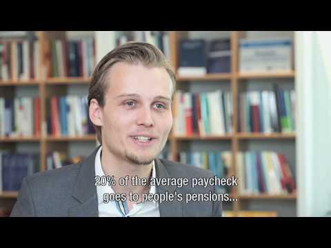 Milan de Reede, alumnus Finance en Netspar
