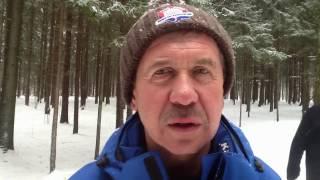 Михаил Талгатович Девятьяров, главный тренер сборной Южной Кореи по лыжным гонкам