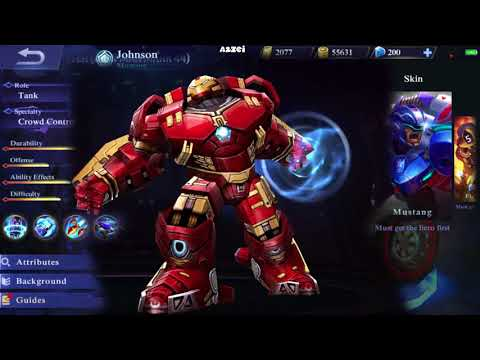 What If Mobile Legends Was Made By Marvel