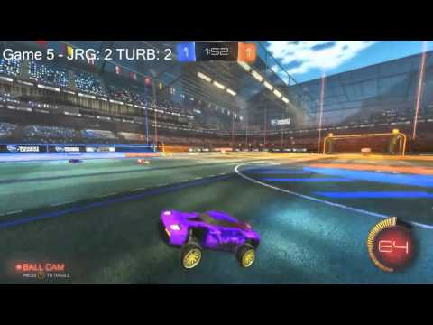 Rocket League ESL North America Cup Highlights - Part 3