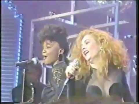 Soul Train 88 Performance  Teena Marie  Ooo La La La!