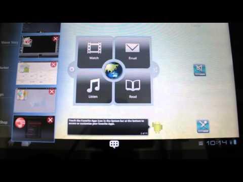 Lenovo IdeaPad K1 -Software