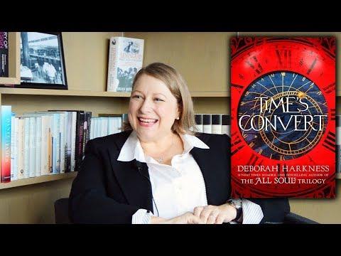 Deborah Harkness: The Waterstones Interview Mp3