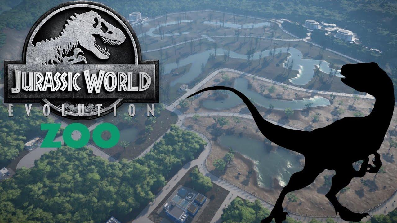 Jurassic World Zoo!! || JWE