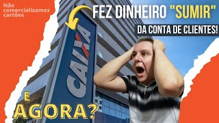 💳Banco Caixa Econômica Federal: Fez dinheiro