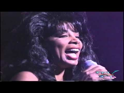 Donna Summer - Dim All The Lights (live, 1995)