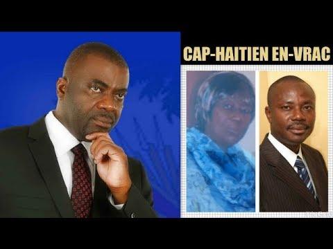 Marc Arthur Drouillard: Moïse Jean Charles bay manman l nan djab pou l ka prezidan D'Ayiti