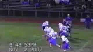 Delonte Tate 2007 Highlights