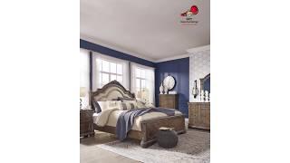Ashley Charmond (B803) Collection Bedroom Furniture | KEY Home