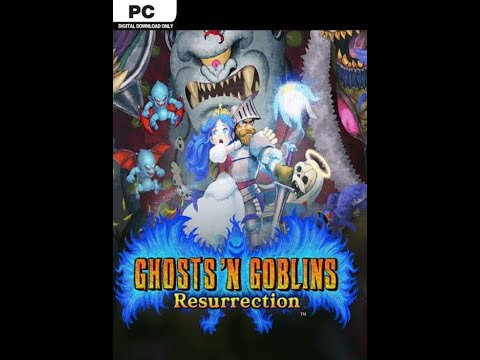 Ghosts 'n Goblins Resurrection - 2021 Gameplay |