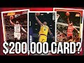 15 Most Expensive NBA Basketball Cards Sold
