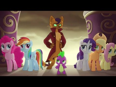 My Little Pony: The Movie - Official Trailer #2 [HD]