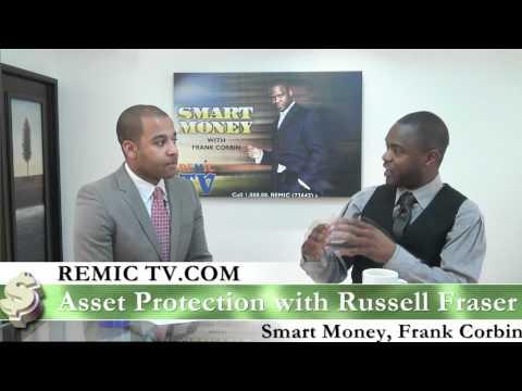 WHY THE RICH USES LIFE INSURANCE TO PROTECT THEIR ASSETS WITH RUSSEL FRASER on REMIC TV